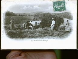 PUY DE DOME FENAISON        JLM - Landbouw