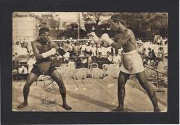 CPA SIAM Thaïlande Asie Circulé Boxe Boxeur Boxing - Thailand