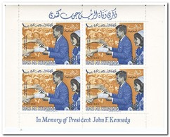 Ra's Al-Chaima 1965, Postfris MNH, John F. Kennedy - Ra's Al-Chaima