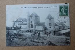 JOUARRE (77) - ANCIEN MANOIR DE NOLONGUES - La Ferte Sous Jouarre