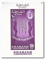 Sharjah 1963, Postfris MNH, Fight Against Hunger - Sharjah