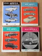 Alle Auto's Volume 33 51 52 125 Beeld Encyclopedie 64blz - Sachbücher