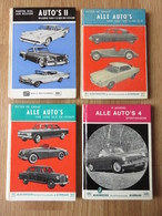 Alle Auto's Volume 33 51 52 125 Beeld Encyclopedie 64blz - Pratique