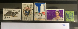 P60  Hong Kong Collection - Hong Kong (...-1997)
