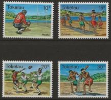 Tokelau 1979 - MiNr. 62-65 - Postfrisch - Tokelau