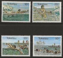 Tokelau 1980 - MiNr. 66-69 - Postfrisch - Tokelau