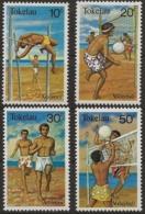 Tokelau 1981 - MiNr. 70-73 - Postfrisch - Tokelau