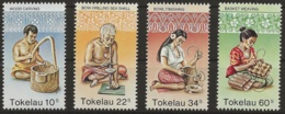 Tokelau 1982 - MiNr. 74-77 - Postfrisch - Tokelau