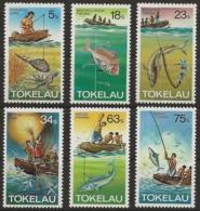 Tokelau 1982 - MiNr. 78-83 - Postfrisch - Tokelau