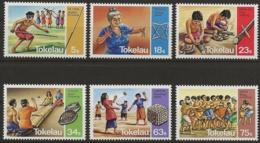 Tokelau 1983 - MiNr. 90-95 - Postfrisch - Tokelau