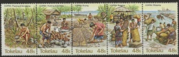 Tokelau 1983 - MiNr. 96-100 - Postfrisch - Tokelau
