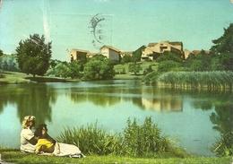 Arhus (Danimarca, Danmark) Universitetspaken, The Park Of The University - Danimarca