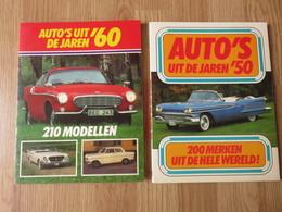 Auto's Uit De Jaren '50 60' Elmar Edition - Sachbücher