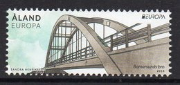 ALAND - EUROPA - 2018 - PONTS - BRIDGES - - Aland