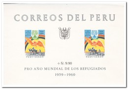 Peru 1960, Postfris MNH, Agriculture - Peru