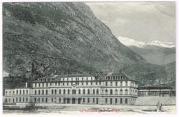 BRIG VS 1906 Neuer Bahnhof - VS Wallis