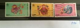 P80 Hong Kong Collection - Hong Kong (...-1997)
