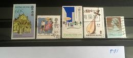 P81 Hong Kong Collection - Hong Kong (...-1997)