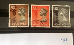 P83 Hong Kong Collection - Hong Kong (...-1997)