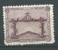 Uruguay  - Yvert N° 371 *  -  Cw 34123 - Uruguay