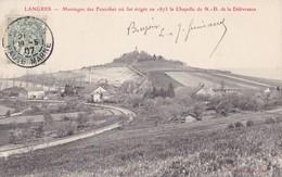 LANGRES - Montagne Des Fourches............... - Langres