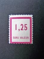 FICTIFS NEUF ** N°F 38 SANS CHARNIERE (FICTIF F38) - Fictifs