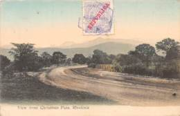 Rhodésie / Belle Oblitération - 01 - View From Christmas Pass - Cartes Postales