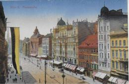 AK 0086  Wien - Praterstrasse Um 1910-20 - Prater