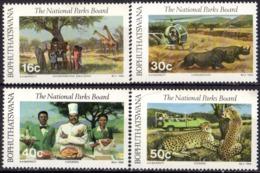 BOPHUSTHATWANA - Parcs Nationaux - Bophuthatswana
