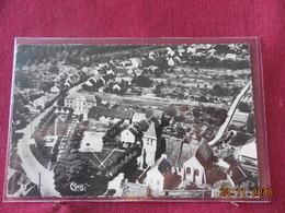 CPSM - Mareuil-les-Meaux - Vue Aérienne Sur L'Eglise, La Mairie, Les Ecoles - France