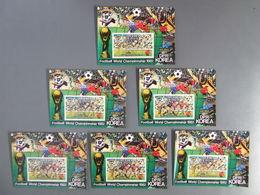 Korea 3 D Markensammlung Michel 2800,00 €uro Postfrisch - Briefmarken