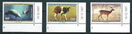 Ivory Coast - Cote Ivoire (1997) Yv. 992/94   /  Fauna - Africa - Deer - Postzegels