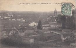 Saint Maurice Les Chateauneuf - France