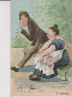HUMOUR - Grivoiserie -Les Enfants Terribles - L'odorat - Humour