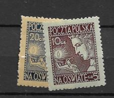 1927 MH Poland - Nuovi