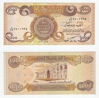 Irak  P. 93  1000 Dinars 2003 Stärker Gebraucht - Iraq