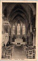 42 - TARENTAISE -- Intérieur De L'Eglise - Sonstige Gemeinden