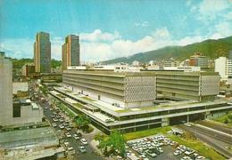Caracas (Venezuela) Vista Parcial Del Centro Simon Bolivar, Scorcio Del Centro Simon BolivarNiagara - Venezuela