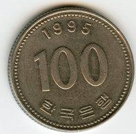 Corée Du Sud South Korea 100 Won 1995 KM 35.2 - Korea, South