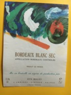 9061 - Bordeaux Blanc Sec - Art