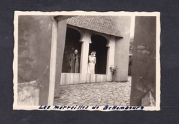 Photo Originale Vintage Snapshot Luxembourg Bettembourg - Places