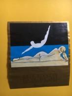 9066 -  Dôle Blanche 1989 Suisse Nu Féminin Artiste Urs Lüthi - Art