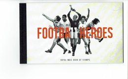 Grande Bretagne - Carnet N° 3848 - 150ème Anniversaire De La Fédération Anglaise De Football - 11 Héros Du Football- - Carnets