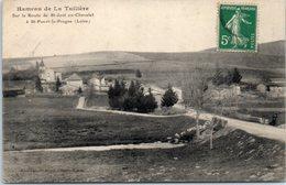 42 - Hameau De La TUILIERE --  Sur La Route De St Just En Chevalet à - France