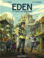 Eden T1 - Fabrice Colin, Carole Maurel - Rue De Sèvres - Livres, BD, Revues