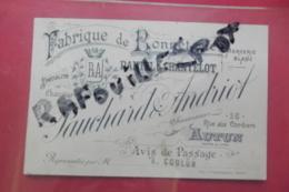 Pub Fabrique De Bonneterie Dantel & Chantelot Autun - Publicités