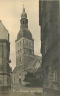 Lettonie / Latvia - Riga - Domas Bashiza - AK Photo - Old Postcard - Lettonie