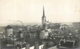 Estonie - Tallinn - Old Postcard 1928 - Estonie