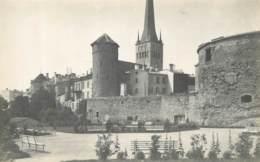 Estonie - Tallinn - Old Postcard 1926 (3) - Estonie