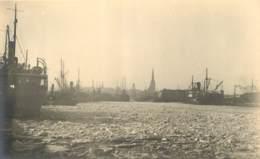 Estonie - Tallinn - Winter And Frozen Sea In 1926 - Old Postcard - Estonie
